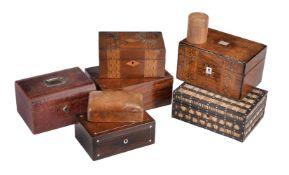 ϒ A collection of boxes