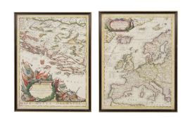 A group of seven maps