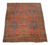 † A Turkish carpet