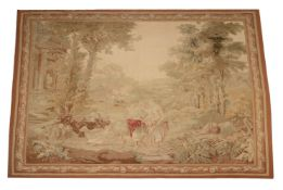 A French needlework tapestry