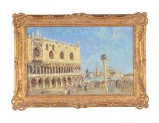 λ Carlo Rossi (Scottish 1921-2010)The Doge's Palace, Venice