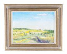λ Paul Brown (British 20th century)The Farm, South West France
