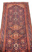 A Fereghan khelleh or gallery carpet