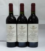 1991 Vega Sicilia Unico Gran Reserva