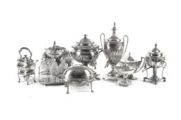 ϒ A collection of plated wares