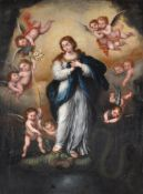 School of Seville (17th century) The Assumption of the Virgin