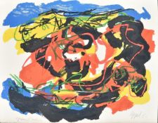 Karel Appel (Dutch 1921-2006), Untitled