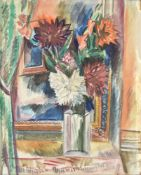 Jean Dufy (French 1888-1964), Bouquet de Fleurs