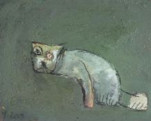 Miguel Angel Yrazaabel (21st century), Cat