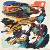 Karel Appel (Dutch 1921-2006), Composition