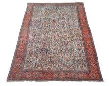 † A Feraghan carpet