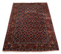 A Varamin carpet