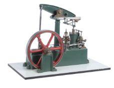 A Stuart Turner live steam beam engine