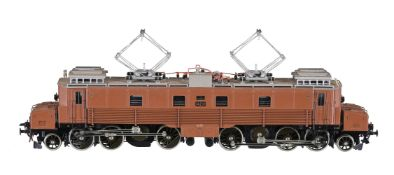 SBB Class C8 6/8 1-CC-1 No 14201 Gotthard type electric locomotive