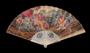 A bone fan