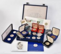 Royal Thames Yacht Club, Bicentenary 1975, silver medal
