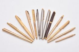 A collection of pens