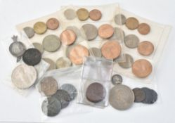 Elizabeth II, 'plastic' sets 1953 (3), minor British and world coins
