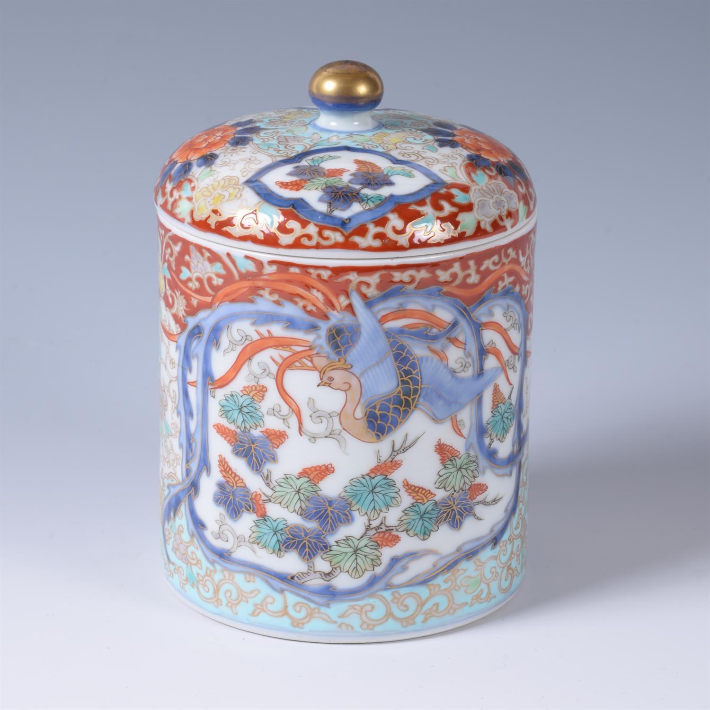 Lot 18 - A group of Japanese Imari porcelain