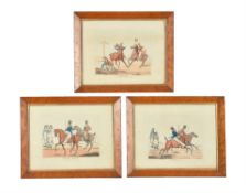 A set of eight Henry Alkin sporting prints