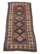 A Kazak gallery carpet