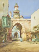 Cyril Hardy (19th century) , Gateway, Palestine