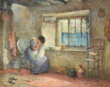 Ellen Louise Clacy (British 1853-1916) , A good crop