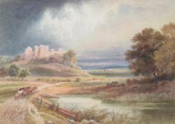 Follower of Copley Fielding, Castle View