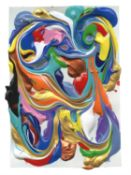 Eduardo Guelfenbein, Liquid Abstractions, 2020