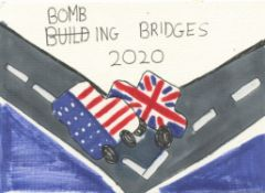 Eliot Lord, Bombing Bridges, 2020