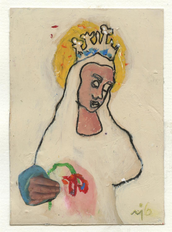 ART ON A POSTCARD SUMMER AUCTION