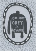 Ralph Lazar, Do Not Obey in Advance (Tim Snyder), 2020