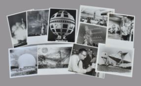 Early satellites and communication technology. A collection of period photographs and fact sheets