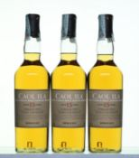 Caol Ila 15 Year Single Malt Whisky