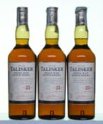 Tallisker 25 Year Single Malt Whisky