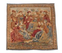 A Continental 'Medievalist' tapestry