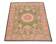 A French needlework carpet