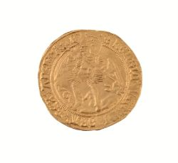 Henry VIII (1509-1547), gold Angel
