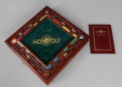 Monopoly - The Franklin Mint Collector's Edition