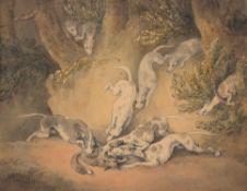 John Nost Sartorius (British 1759-1828), The kill