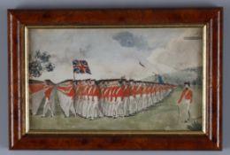 Mid-19th century British Colonial school