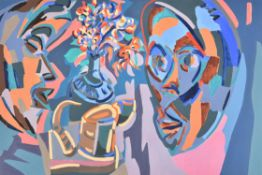 λ Harry Weinberger (German 1924–2009), Masks