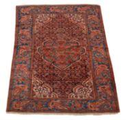 A Persian Feraghan rug
