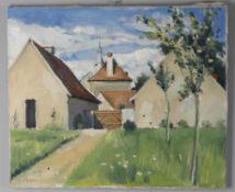 λ Jean-Dominique van Caulaert (French 1897-1979)