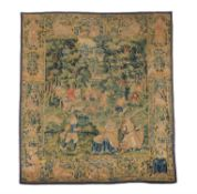 A Flemish Game Park tapestry, late 16th/early 17th century, possibly Oudenaarde
