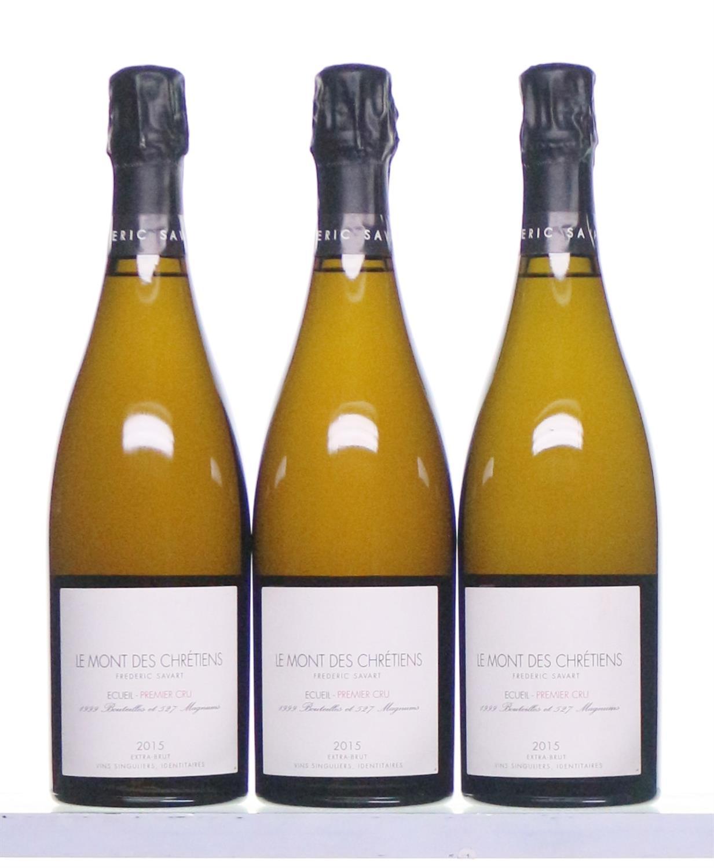 Lot 7 - 2015 Champagne Savart Le Mont des Chretiens