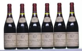 1996 Chambolle Musigny Les Feusselottes, Louis Jadot