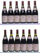 1996 Pernand Vergelesses, Clos de La Croix de Pierre, Domaine des Heritiers En Caradeux
