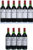1990 Chateau Leoville Las Cases, St Julien