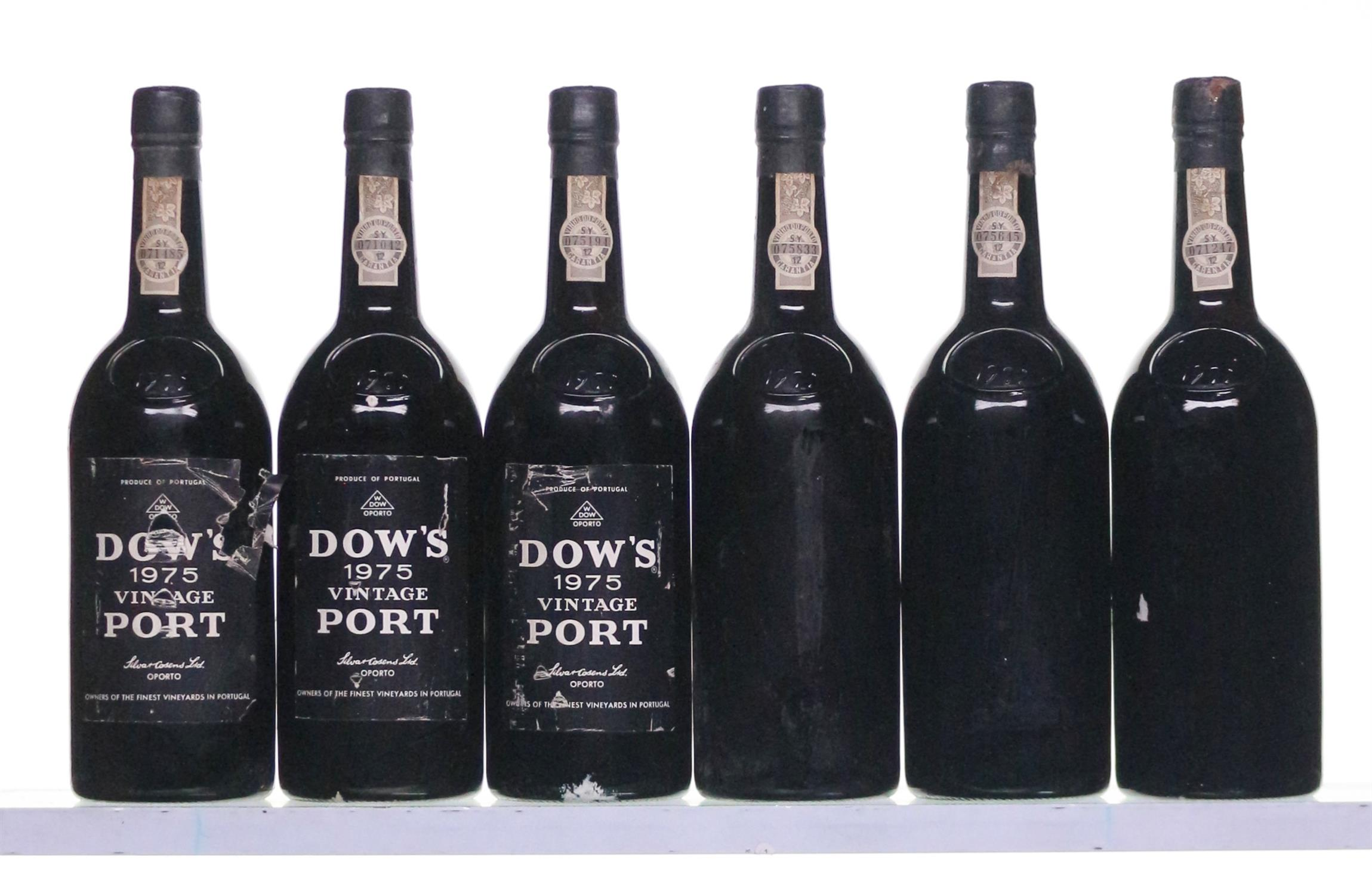 Lot 33 - 1975 Dow's